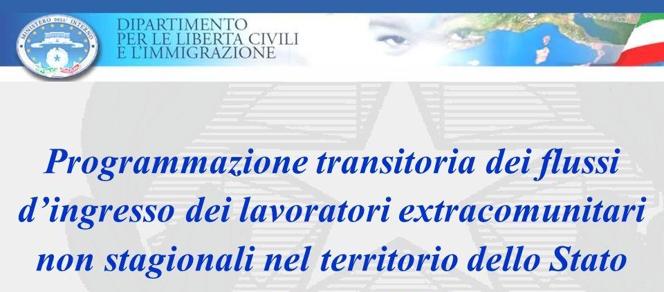 ▷ Nuovo Decreto Flussi 2018 | Professional Relo